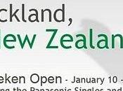 Auckland: favoritos Nalbandian, cancha