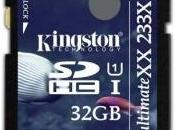 Kingston SDHC UHS-I UltimateXX