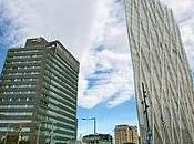 Telefónica rehace skyline Barcelona nueva sede corporativa