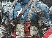 Foto Chris Evans como Capitan America
