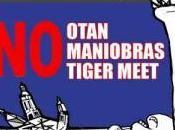 maniobras Tiger Meet, OTAN.
