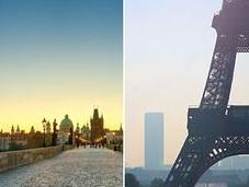 Viaje verano Europa