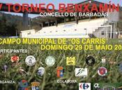 Torneo Benjamín Concello Barbadás 2016, horarios normativa
