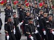 Origen desfile militar, historia desfiles militares
