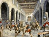 entrenamiento Legiones Roma