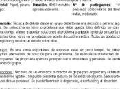 Dinamica Grupos: produccion grupal