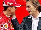 Schumacher esta reaccionando, asegura Montezemolo