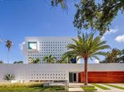 Mansión contemporánea minimalista Sarasota.