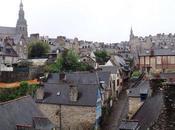 Dinan, ciudad medieval Saint-Suliac, bonito pueblo bretón