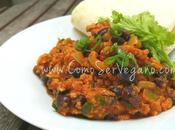 Chili carne (receta vegana)