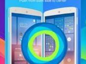Hola Launcher, lanzador aplicaciones Android ligero versátil...