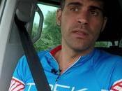 Oscar Pereiro bordo Multivan Outdoor