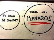 Zona confort ¿dígame? (por Chelo)