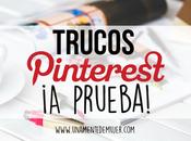 Trucos Pinterest Prueba
