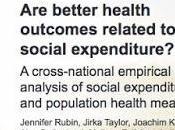 Gasto social resultados salud