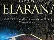 Reseña libro: trama telaraña (J.D Lisbona)