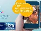 tarifa Movistar Fusión Contigo añade segunda línea móvil, incremento precio