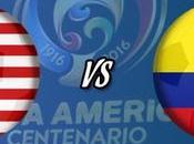 Estados Unidos Colombia Vivo Online Fase Grupos Copa América Centenario