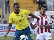 Jugadores convocados Ecuador para Copa América Centenario