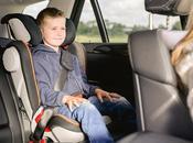Sillas coche seguras, cuarto punto anclaje