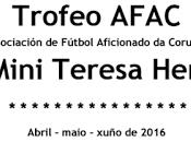 Resultados Trofeo AFAC Mini Teresa Herrera, finales Juvenil Cadete este semana