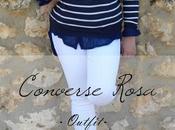 Converse Rosa Look Curvy