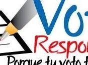 ¿Voto útil? ¡No! ¡Voto responsable!