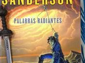 PALABRAS RADIANTES. Brandon Sanderson (2014)