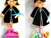 Bolsitas dulces para regalar niños graduación