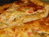 Tarta Bacalao receta fácil