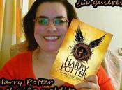 "Sorteo ""Harry Potter niño maldito"" J.K.Rowling"