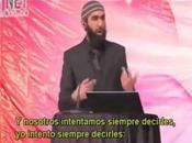 izquierda totalitaria gusta Islam porque fabrica sumisos, mientras cristiana forma seres libres rebeldes