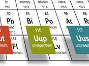 cuatro nuevos elementos tienen nombre