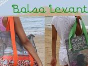 Tutoriales Bolsos Playa Poniente Levante