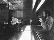 Jack Torrance toma whiksy Kubrick Overlook