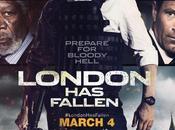 #NosVamosAlCine Cartelera tenemos Película: Objetivo Londres. London FAllen