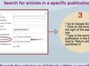 Consejos Google Scholar para profesores estudiantes