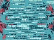 Arenal Sound 2016: Chimo Bayo, Grises, último vecino, Gomad!&Monster;, Castizos, Dani Less...