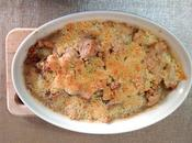 Crumble pollo