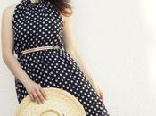 Vestido Largo Verano-Long Summer Dress