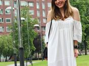 Vestido blanco para verano