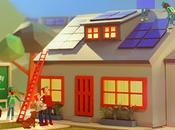 Teslas intentaría adquirir SolarCity para cargar baterías coches paneles solares