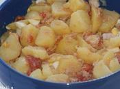 Patatas aliñadas ensalada campera