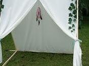 Cómo elaborar Tienda Camping casa