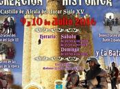 Recreación histórica siglo Alcalá Júcar