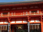 Kyoto; Santuario Yasaka-Jinja, Parque Marauyama pequeño paseo Gion