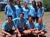 Trofeo Ciudad Jerez, medallas Club Natación Hermanas