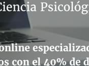 Cursos online: Prevención conducta suicida, Psicología tránsito ambiental