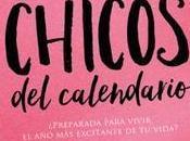 Reseña: chicos calendario. Enero Candela Ríos