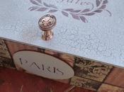 Caja vino vintage
